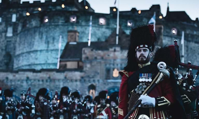 fa375bfa9 The Royal Edinburgh Military Tattoo | Contact us