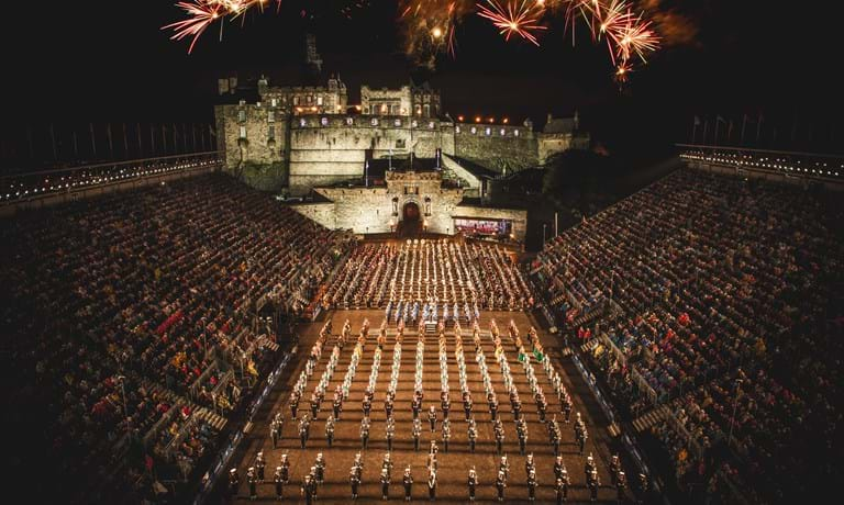 The Royal Edinburgh Military Tattoo Finale
